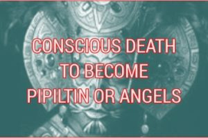 CONSCIOUS DEATH TO BECOME PIPILTIN OR ANGELS
