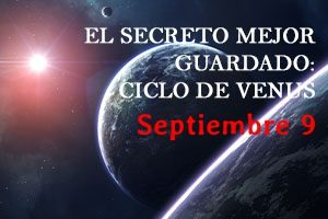 EL SECRETO MEJOR GUARDADO CICLO DE VENUS (9 SEP 21)