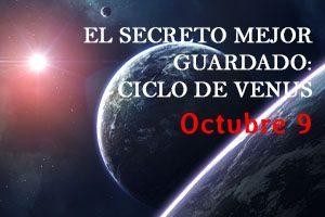 EL SECRETO MEJOR GUARDADO CICLO DE VENUS (9 OCT 21)